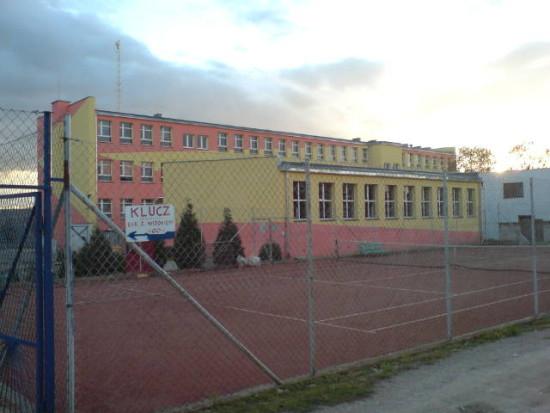 Szkoła podstawowa w Więcborku. foto Tomasz Bracka