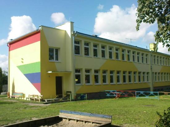 Przedszkole w Więcborku. foto Tomasz Bracka