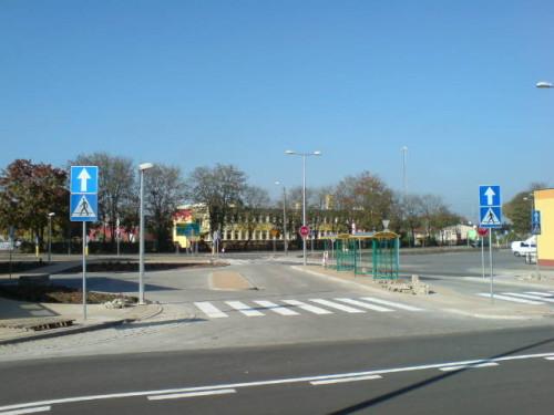Dworzec PKS wWięcborku prawie gotowy naprzyjęcie pierwszych pasażerów