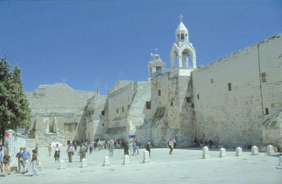 Betlejem miejsce narodzin Jezusa Chrystusa. foto Tomasz Roman Bracka