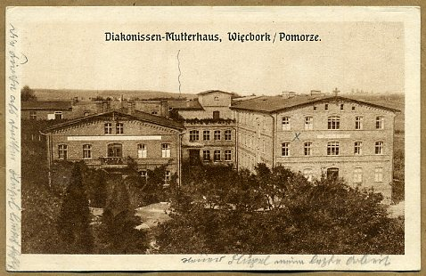 Klasztor sióstr Diakonistek wWięcborku