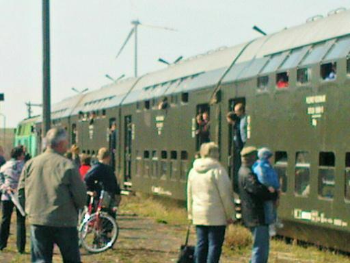 Stacja PKP Więcbork 2011r. foto Tomasz Bracka