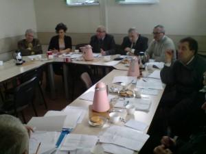Posiedzenie komisji rolnictwa i infrastruktury RM w Więcborku. foto Tomasz Bracka