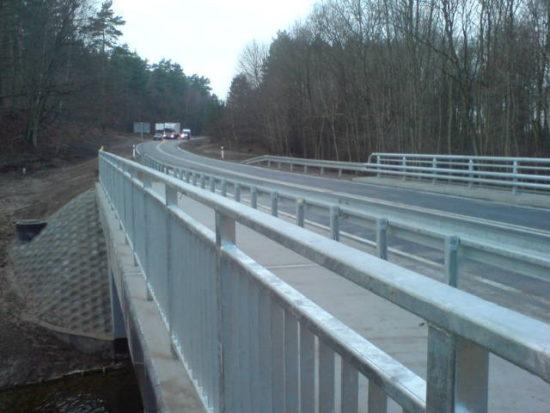 Most na rzece Orla w Więcborku. foto Tomasz Bracka
