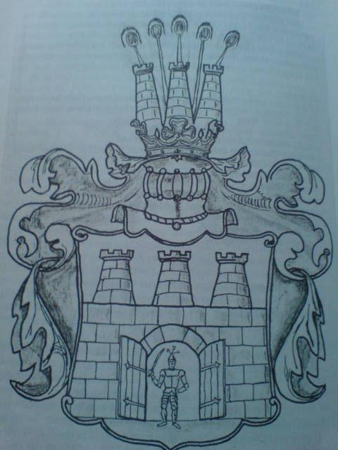 Najstarszy herb Więcborka z 1087r.
