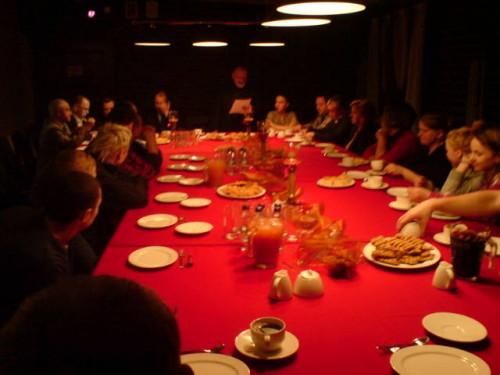 Ostatnie walne w historii Sokoła Więcbork 12.03.2015r. foto Sekretarz Sokoła Więcbork Tomasz