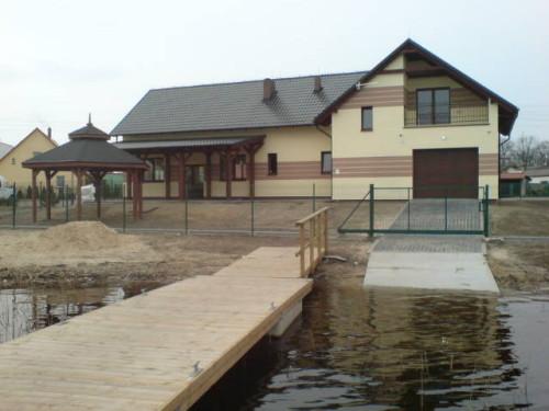 Nowa stanica PZW Więcbork . foto Tomasz Bracka