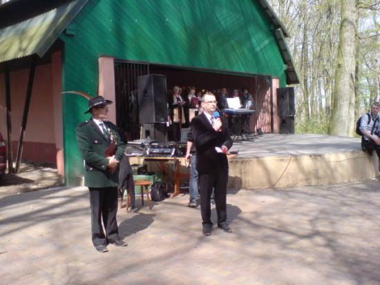 80- lat KBS Więcbork 25.04.2015r.- foto Tomasz Bracka