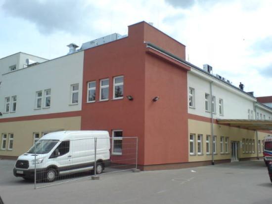 Szpital powiatowy w Więcborku foto Tomasz Bracka