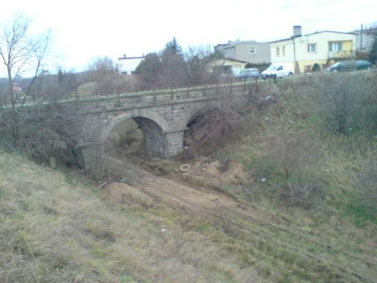 Bezprawna rozbiórka wojskowej linii kolejowej 240 w okolicach Więcborka. foto Tomasz Bracka