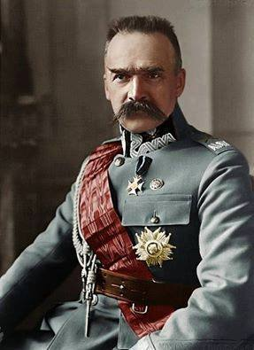Marszałek Józef Piłsudski 5.12.1867r. - 12.05.1935r.
