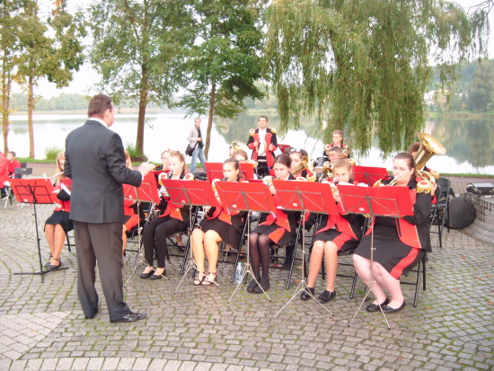 Więcborski koncert orkiestr 21.08.2016r. - foto Tomasz Bracka