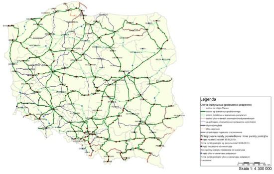 Oficjalna sieć codziennych połączeń międzywojewódzkich oraz międzynarodowych w Polsce z uwzględnieniem LK 281 od Oleśnicy przez Więcbork do Chojnic w rozporządzeniu Ministra Infrastruktury z dnia 8 grudnia 2016 r. !!! Tomasz Bracka