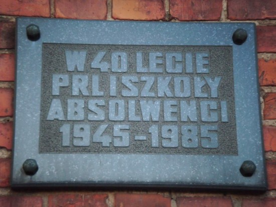27 lat pseudo wolności w III RP czyli LO w Więcborku piewcą zabronionego komunizmu i PRL – foto Tomasz Bracka