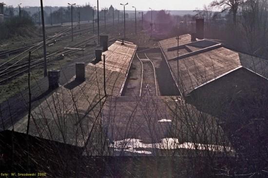 Stacja węzłowa PKP Więcbork naMagistrali Kolejowej Portowej Bis Północ Południe LK 189 i240 przezzdewastowaniem przezPKP SA !!!