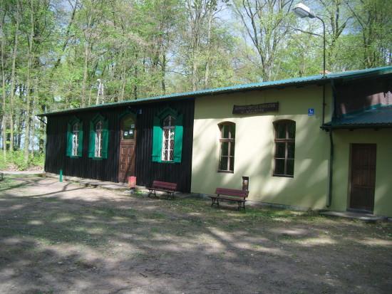Siedziba i własność 285 letniego Królewskiego Bractwa Strzeleckiego w Więcborku - foto Tomasz Bracka