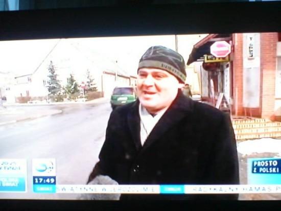 Tomasz Roman Bracka wywiad dla TVN24 w/s bezprawia po więcborsku - Więcbork