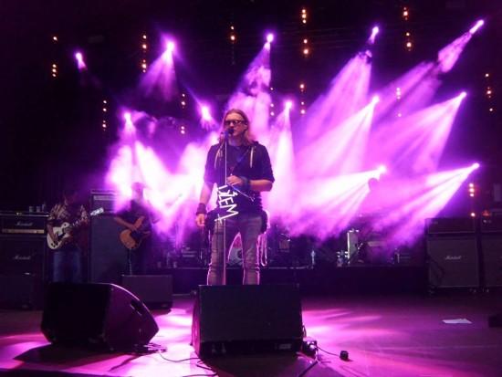 Udany koncert zespołu Dżem w Tucholi pod patronatem medialnym gazety więcborskiej - foto Tomasz Bracka