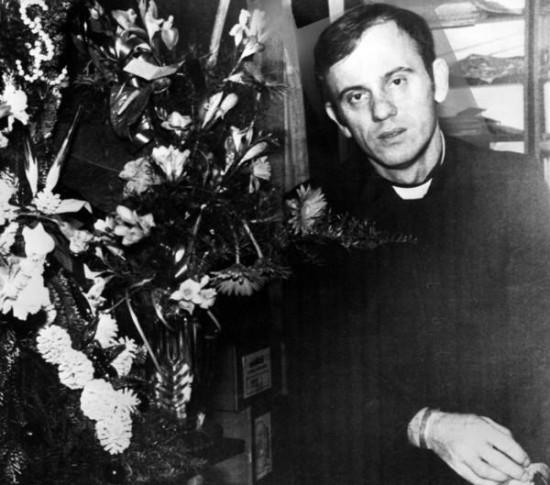 Mija 33 rocznica męczeńskiej śmierci bł.ks.Jerzego Popiełuszki 19. X. 1984 - 19. X. 2017 r.