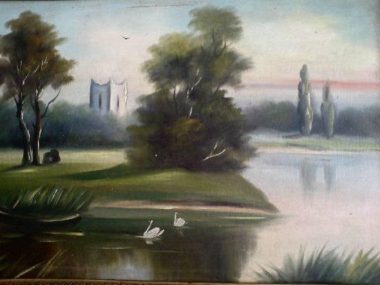 Zamek Zebrzydowskich Więcbork