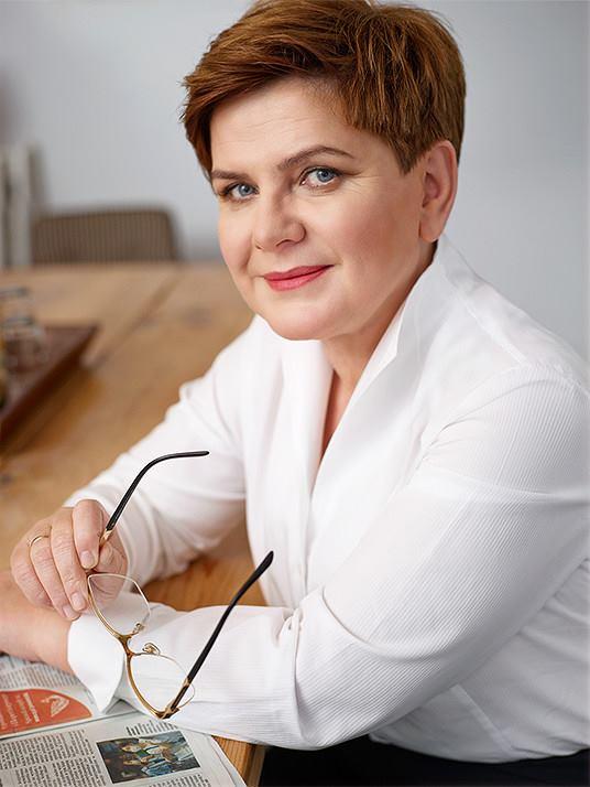 Pani Premier Beata Szydło napisała przed chwila na TT :