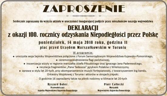 Starczy fałszerstw historycznych, wobec prastarego Więcborka na 100 - lecie Niepodległej !!! Tomasz Roman Bracka