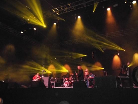 Koncert ,,Pokonaj Nawałnicę' z zespołem Dżem w Rytlu w rocznicę zeszłorocznej nawałnicy - foto Tomasz Roman Bracka