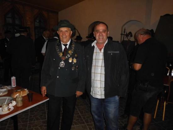 Stowarzyszenie Kurkowe Bractwo Strzeleckie w Więcborku świętuję 85 rocznicę powstania - foto Tomasz Roman Bracka