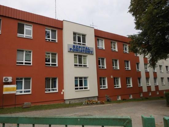 Szpital w Więcborku – foto Tomasz Roman Bracka