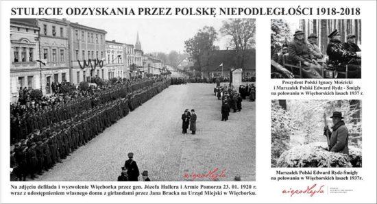 Jan Bracka - Tomasz Bracka 100 lat Niepodległej !!! Tomasz Roman Bracka