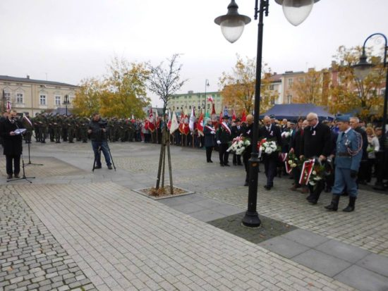 Niech Bóg Błogosławi Wolnej Polsce !!! 100 lat Niepodległej w prezydenckim mieście Więcbork 1918 - 2018 !!! Tomasz Roman Bracka