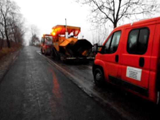 Rozpoczęła się przebudowa ulicy Nowodworskiej w Wituni o co zabiegałem od dziesięciu lat w PINB w Sępólnie Kr i w Starostwie Powiatowym. foto Tomasz Roman Bracka