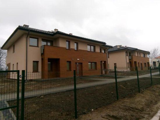 Nowe Placówki Opiekuńczo Wychowawcze w Więcborku zostały wybudowane - foto Tomasz Roman Bracka