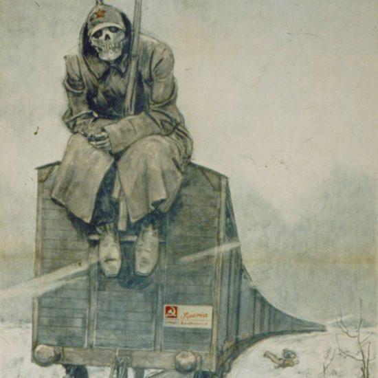 74 rocznica deportacji mieszkańców Więcborka w tym Joachima Bracka do obozów koncentracyjnych w Mijas, Dynaburgu, Kopiejsku i Czelabińsku w ZSRR