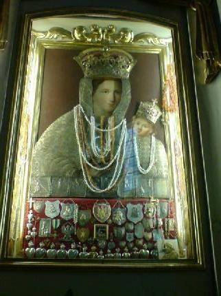 Cudowny Obraz Matki Boskiej Królowej Więcborskiej