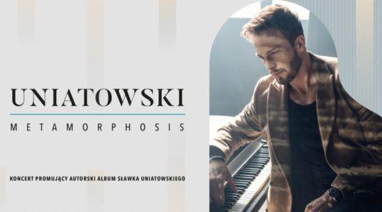 """28 lipca od godz. 20:00 – 21:15 w tym miejscu odbędzie się koncert Sławek Uniatowski – TRIO """"Metamorphosis"""""""
