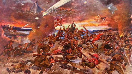 Dziś 100 rocznica bitwy Warszawskiej z 1920 w której Wojska Polskie pokonały sowiecką nawałnicę i czerwona zarazę - Tomasz Roman Bracka
