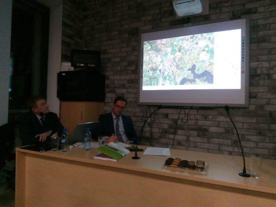 Konsultacje społeczne w/s budowy obwodnicy Więcborka teraz foto Tomasz Roman Bracka
