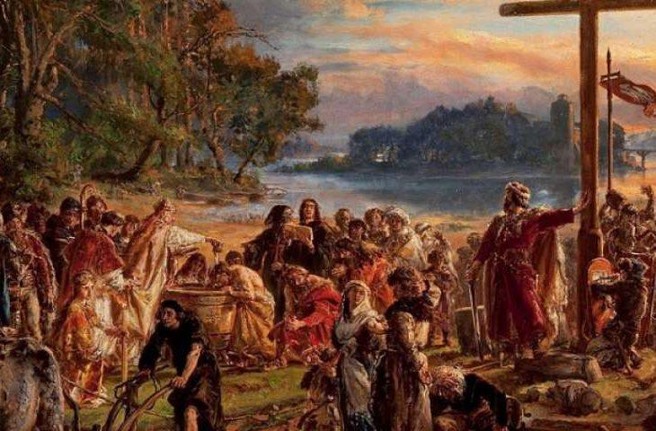 Chrzest Polski Mieszka I