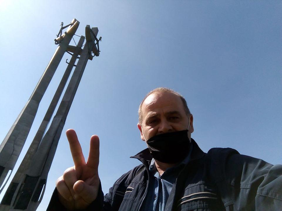 Człowiek rodzi się i żyje wolnym, mija 40 lat naszej Solidarności dzięki, której Polska jest ponownie wolnym krajem od 31 lat 🇵🇱 Nareszcie w domu wolności i Solidarności w Gdańsku 40 lat minęło - 27. 05. 2020 r. Tomasz Roman Bracka