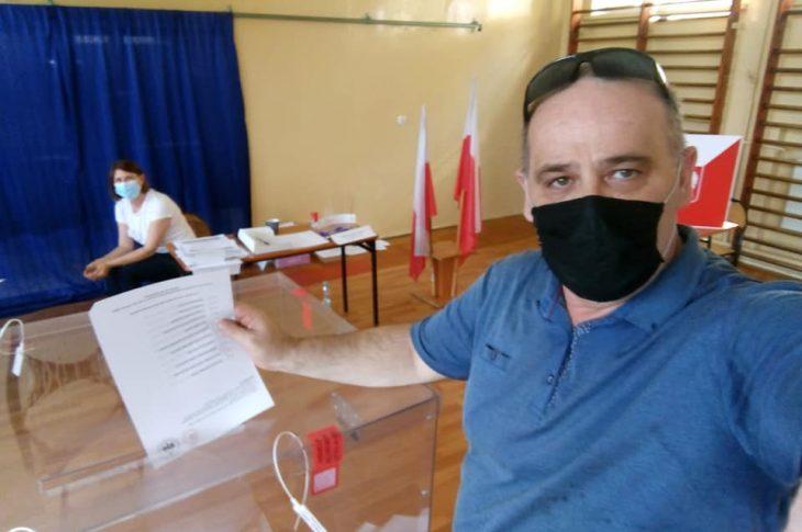 Zachęcamy wszystkich Rodaków do udziału w dzisiejszych wyborach prezydenckich w Polsce