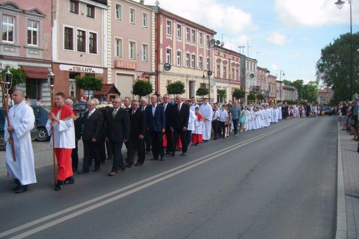 Dziś mija 700 jak obchodzimy w Polsce Boże Ciało