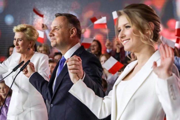 PKW Wybory Prezydenckie w Polsce wygrał Prezydent Polski Andrzej Duda
