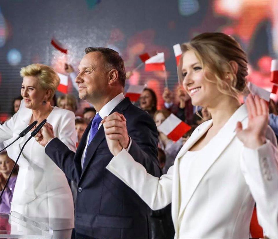 PKW Wybory Prezydenckie wPolsce wygrał Prezydent Polski Andrzej Duda