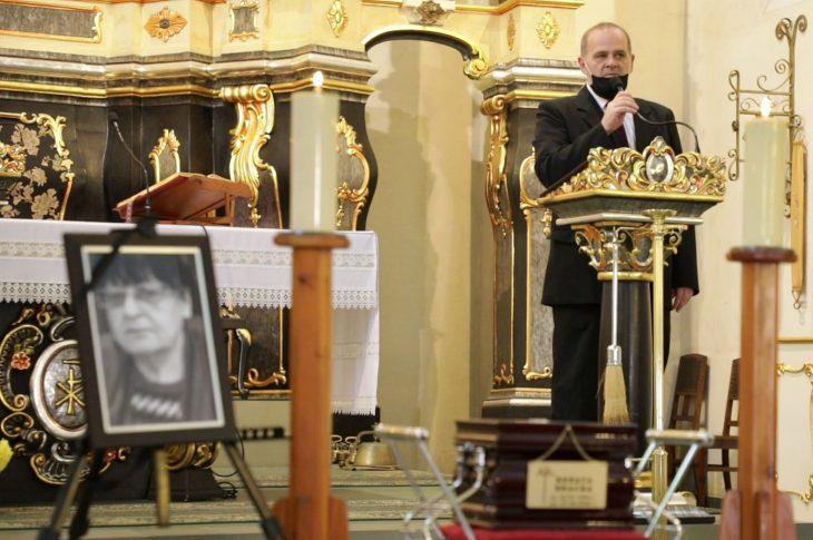 Pogrzeb mojej ukochanej mamusi śp Renaty Bracka. Więcbork 11 sierpień 2020 r. syn Tomasz Roman Bracka