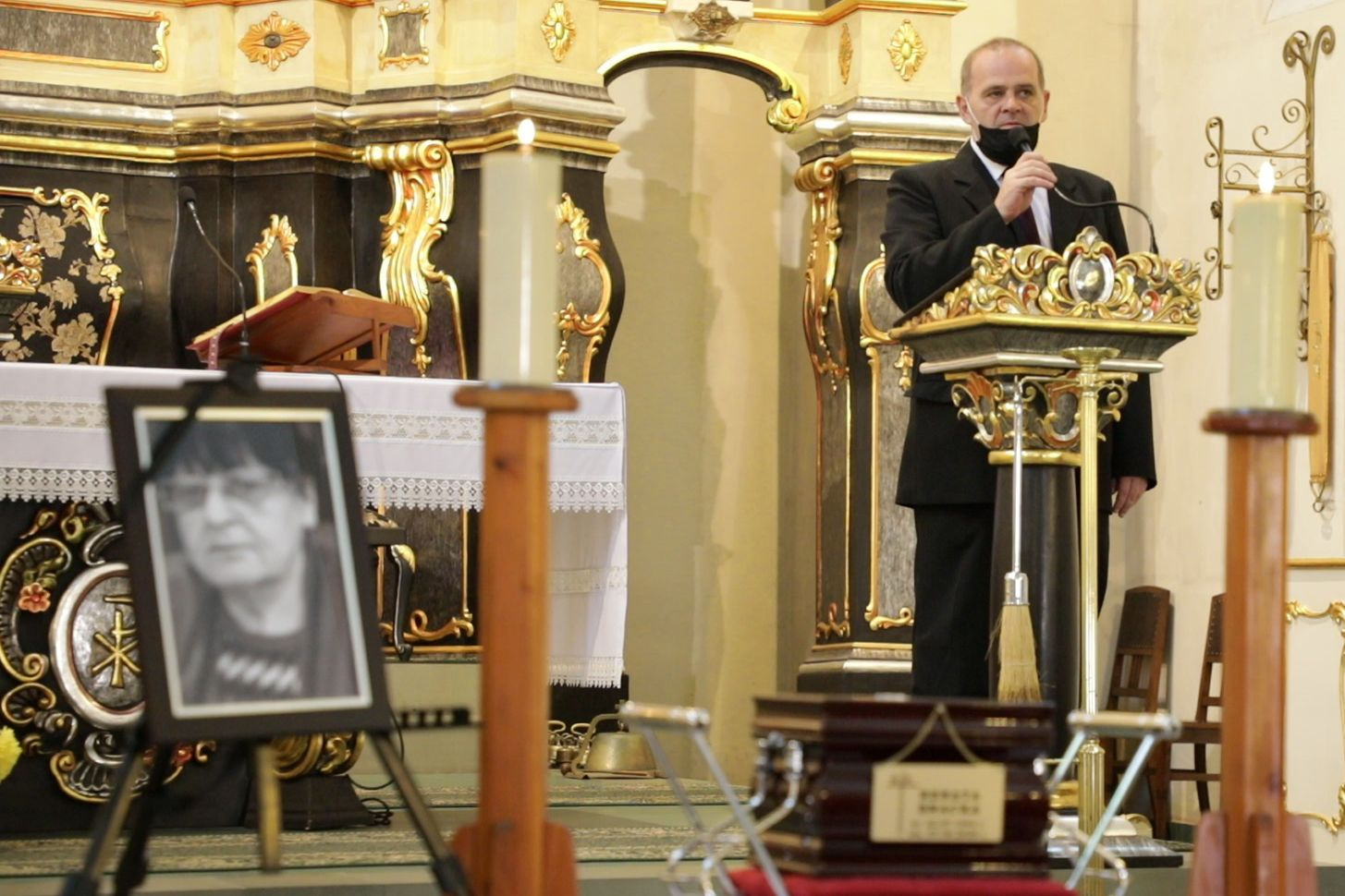 Pogrzeb mojejukochanej mamusi śp Renaty Bracka. Więcbork 11 sierpień 2020 r. syn Tomasz Roman Bracka
