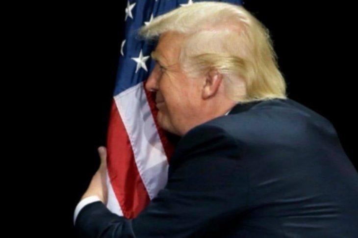 Dziękuję Panie Prezydencie Donaldzie Trump za wspaniałą i owocną prezydenturę jakiej USA dotąd nie miały - Tomasz Roman Bracka