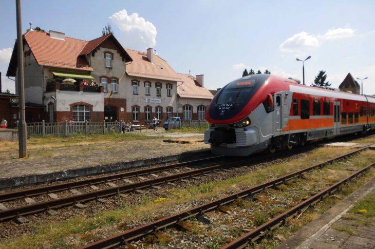 Kolejowy Dzień Dziecka 2018 r. odbył się ponownie na LK nr 281 kat B i stacji PKP Więcbork znajdującej się na Magistrali Kolejowej Portowej BiS Północ - Południe relacji Katowice - Więcbork - Gdynia!