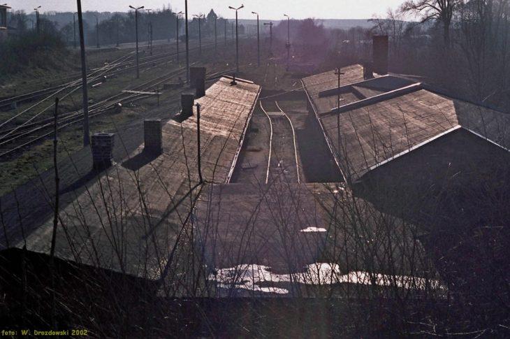 Stacja PKP Więcbork 2018 r. - foto W Drozdowski