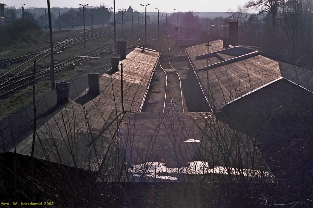 Stacja PKP Więcbork 2018 r. - foto WDrozdowski